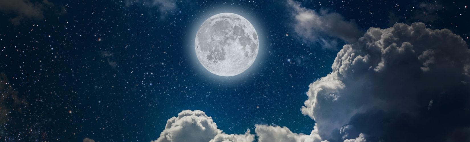 Kartenlegen Mond