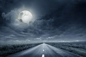 Mond Mondkalender Kartenlegen