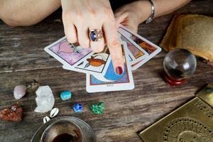 Tarot Kartenlegen